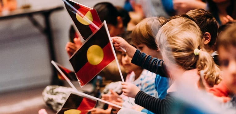 Aboriginal-flag-waving-hero