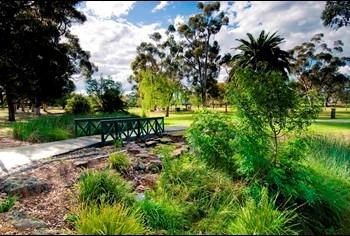 Woodlands Park General parklands