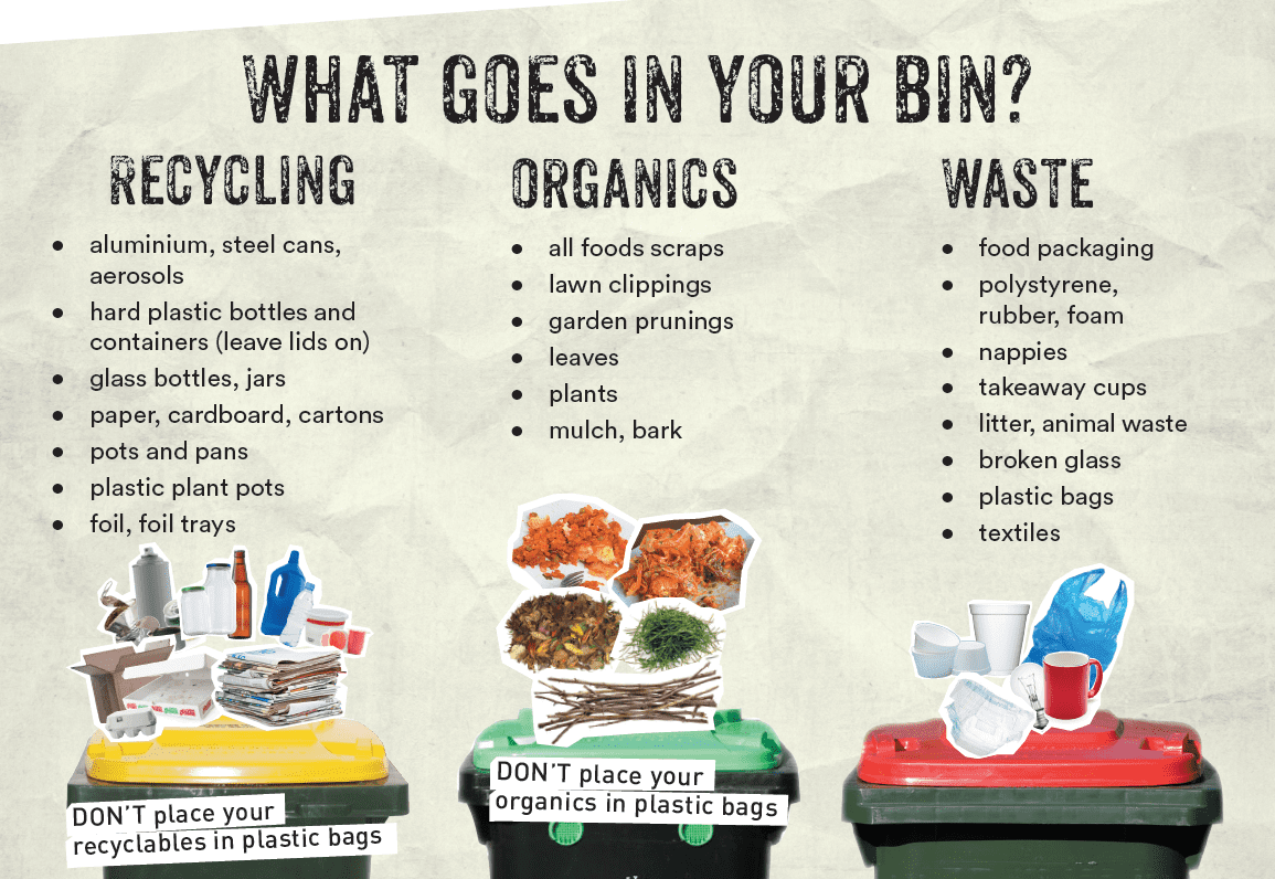 Do you know what goes in your recycling bin?