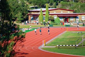 Moonee Valley Athletics Centre