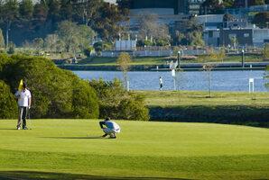 Riverside Golf Tennis and Netball Centre