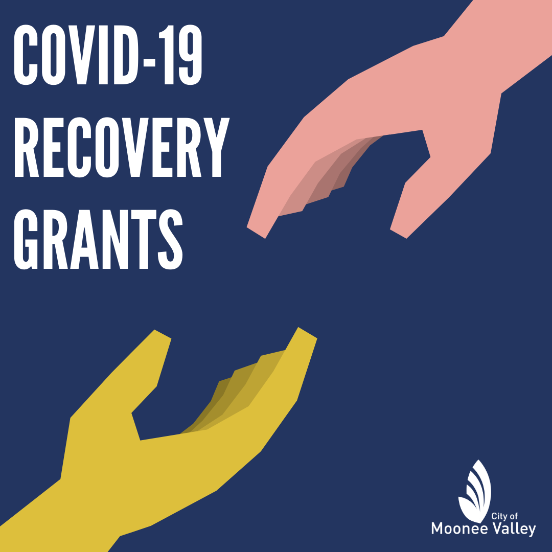 Recovery grants artwork web