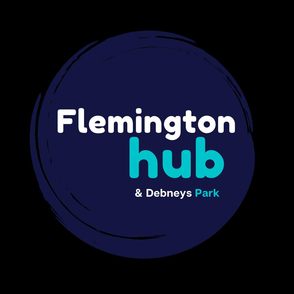 Flemington Hub social tiles 3