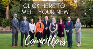Meet your new Councillors