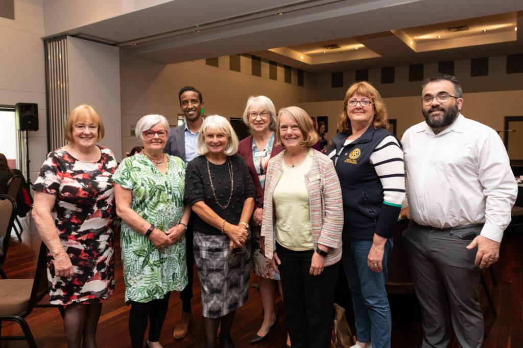 Rotary Club Guests IWD March 2021 medium