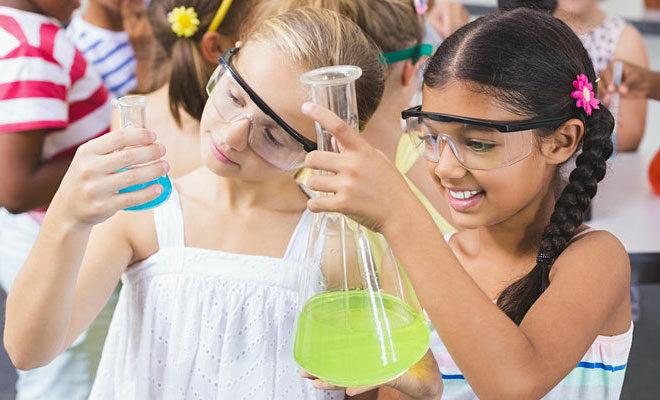 school holiday fun super science