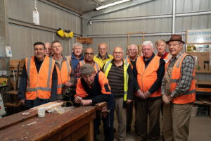 Photography My Story Group at the Men s Shed. Photography by Yask Desai