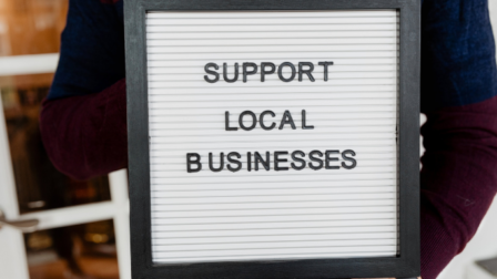 Shop Local and Support a local Moonee Valley