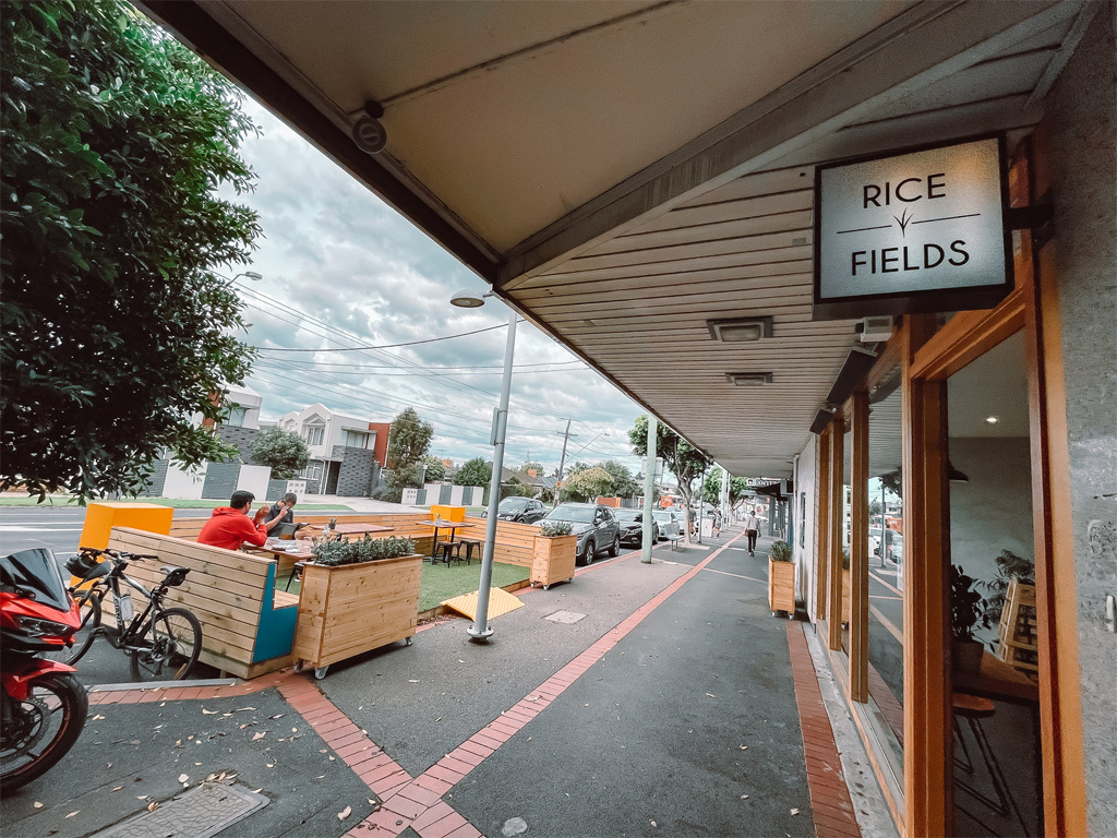 Update to Footpath Trading Permits