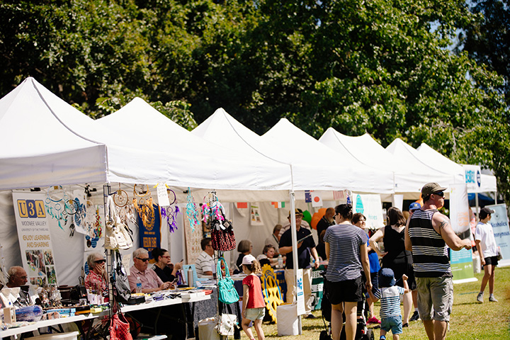 Moonee Valley Summer Events Artist and Makers Stallholders