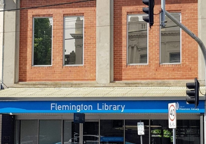 Flemington-Library