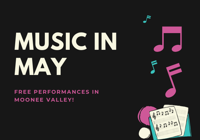 Music in May event