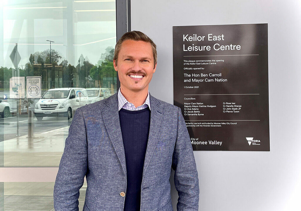 State of the art Keilor East Leisure Centre Complete