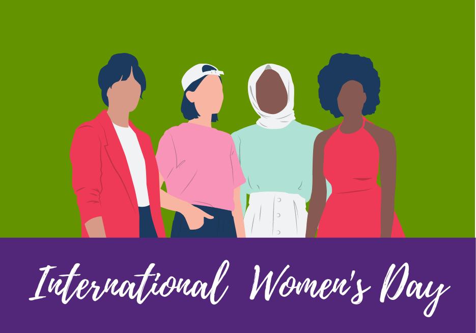 Website post International Womens Day 2021