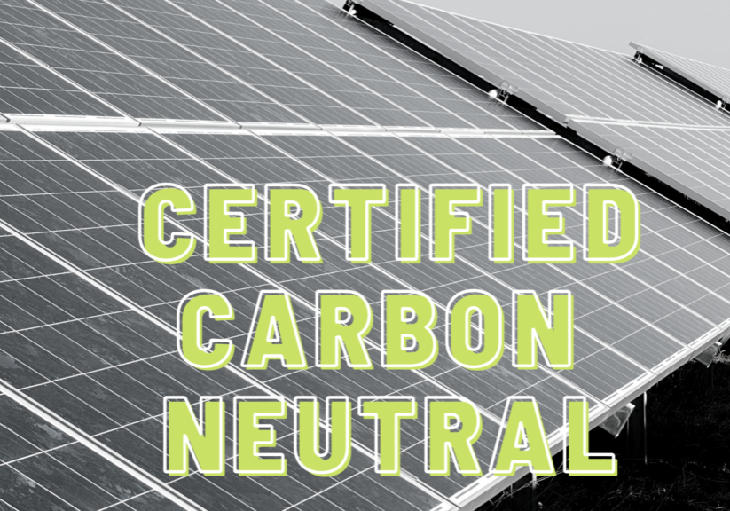 certified carbon neutral 1